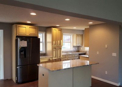 Mendco Construction Co. - Kitchen Remodel