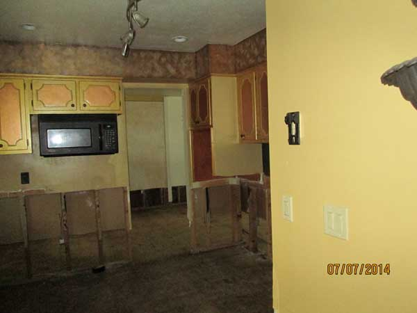 Mendco Construction Water Damage Restoration