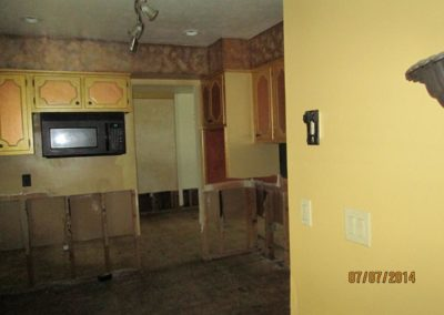 Mendco Construction Co. - Water Damage